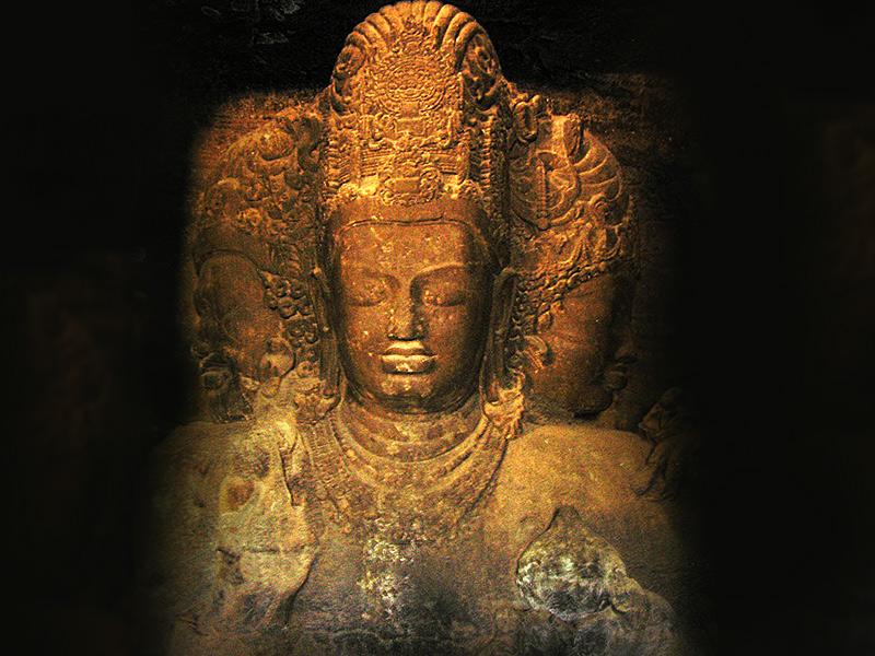 Trimurti o Panchamukha Shiva