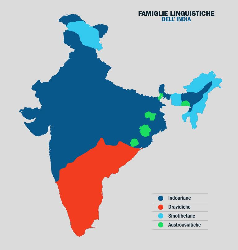 Cartina Dell India Del Nord.Do You Speak India