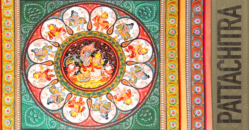 Painting Temple Roof Randian Painting As An Act Of
