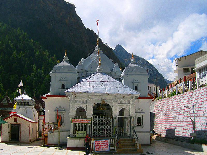 Tempio di Gangotri