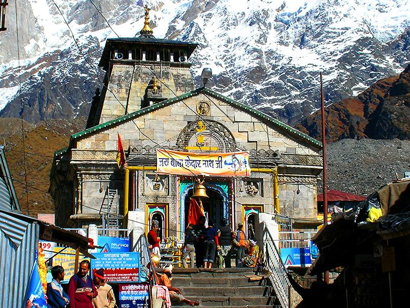 Tempio di Kedarnath