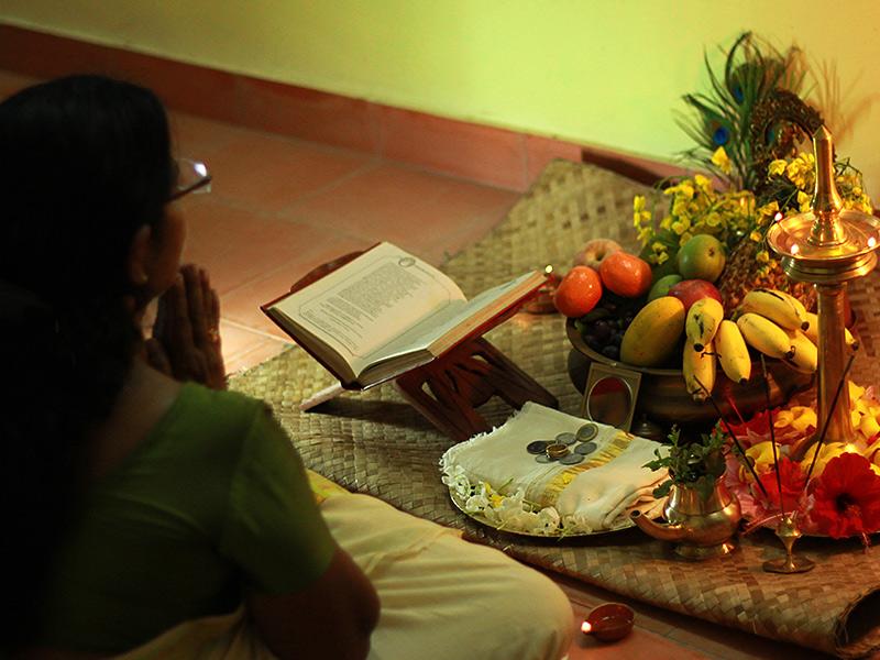 Preghiera di inizio anno