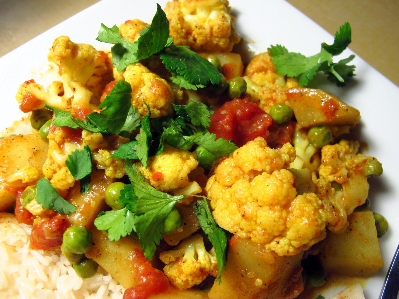 Maunika Gowardhan's Tandoori Gobi Masala Recipes — Dishmaps