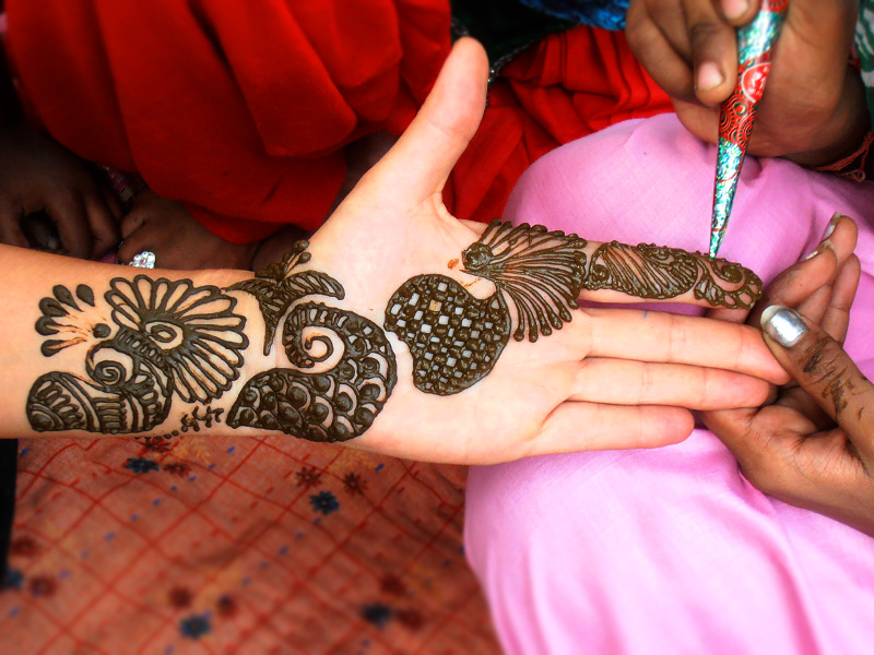 Tattoo sulle dita