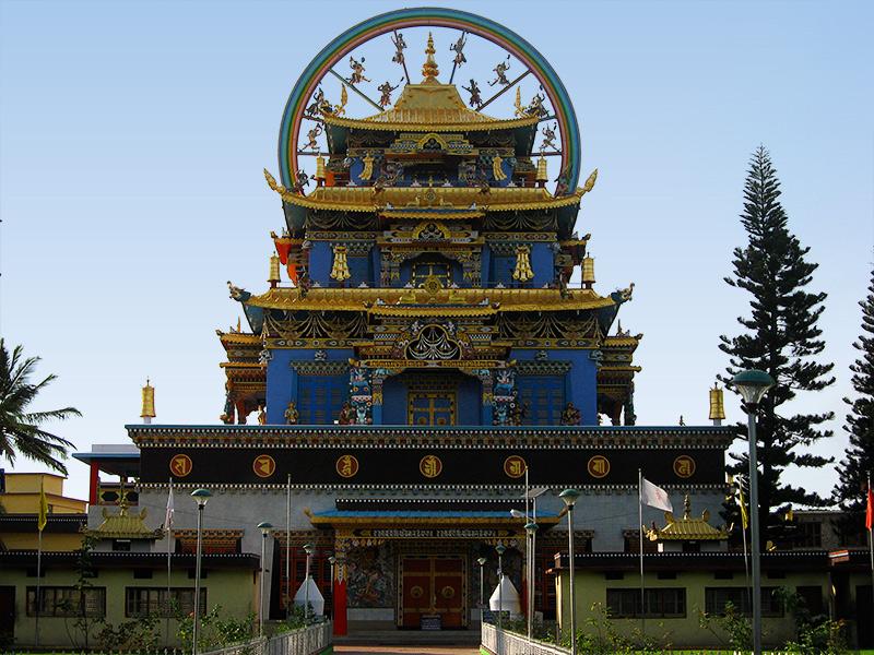 Wheels of Golden temple