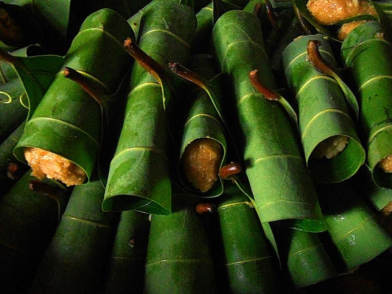 Pongala sweet rolls
